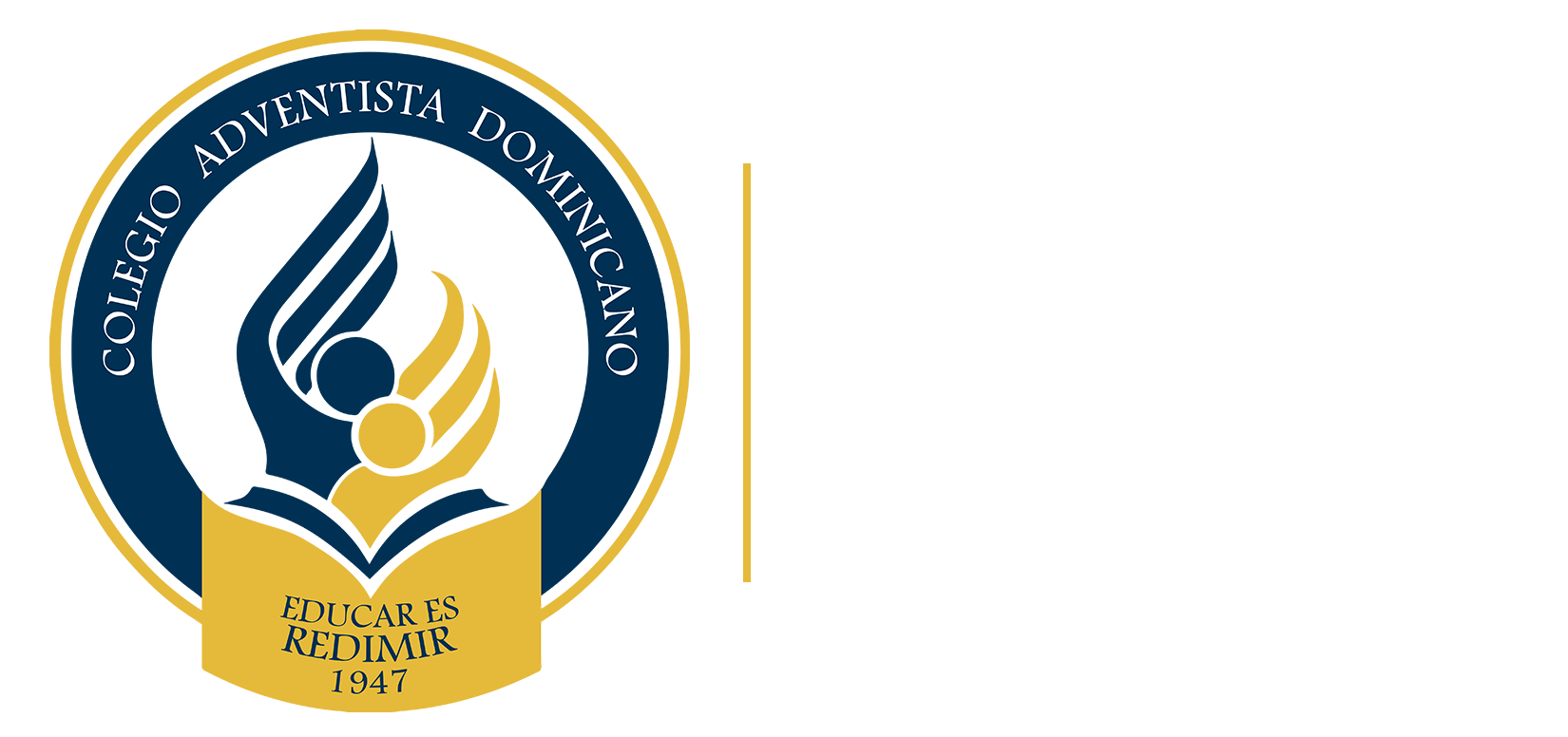 logo colegio adventista dominicano